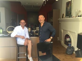 Thierry et Marc