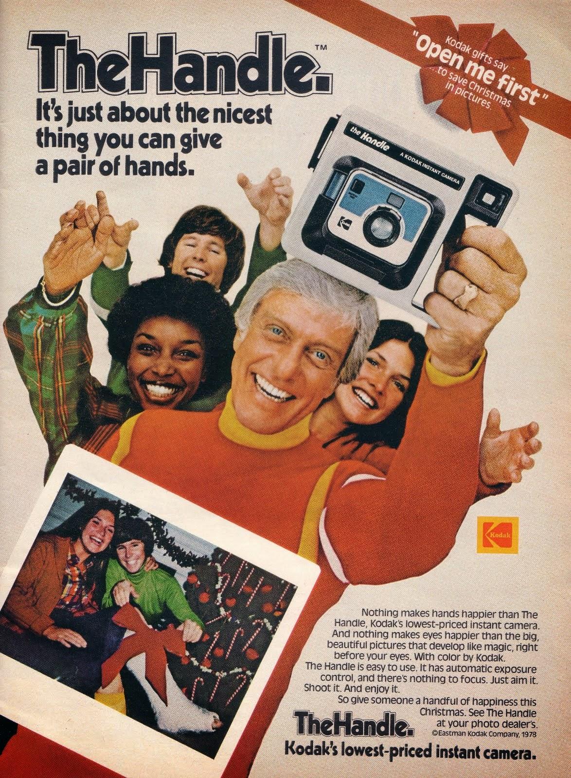 vintage celebrity christmas ads (4)
